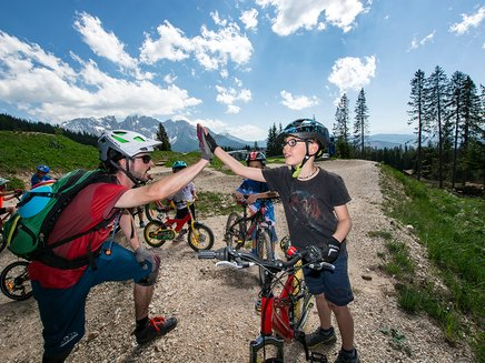 Rosadira High Five a Carezza Dolomites
