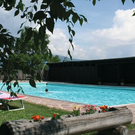Schwimming-pool Collepietra