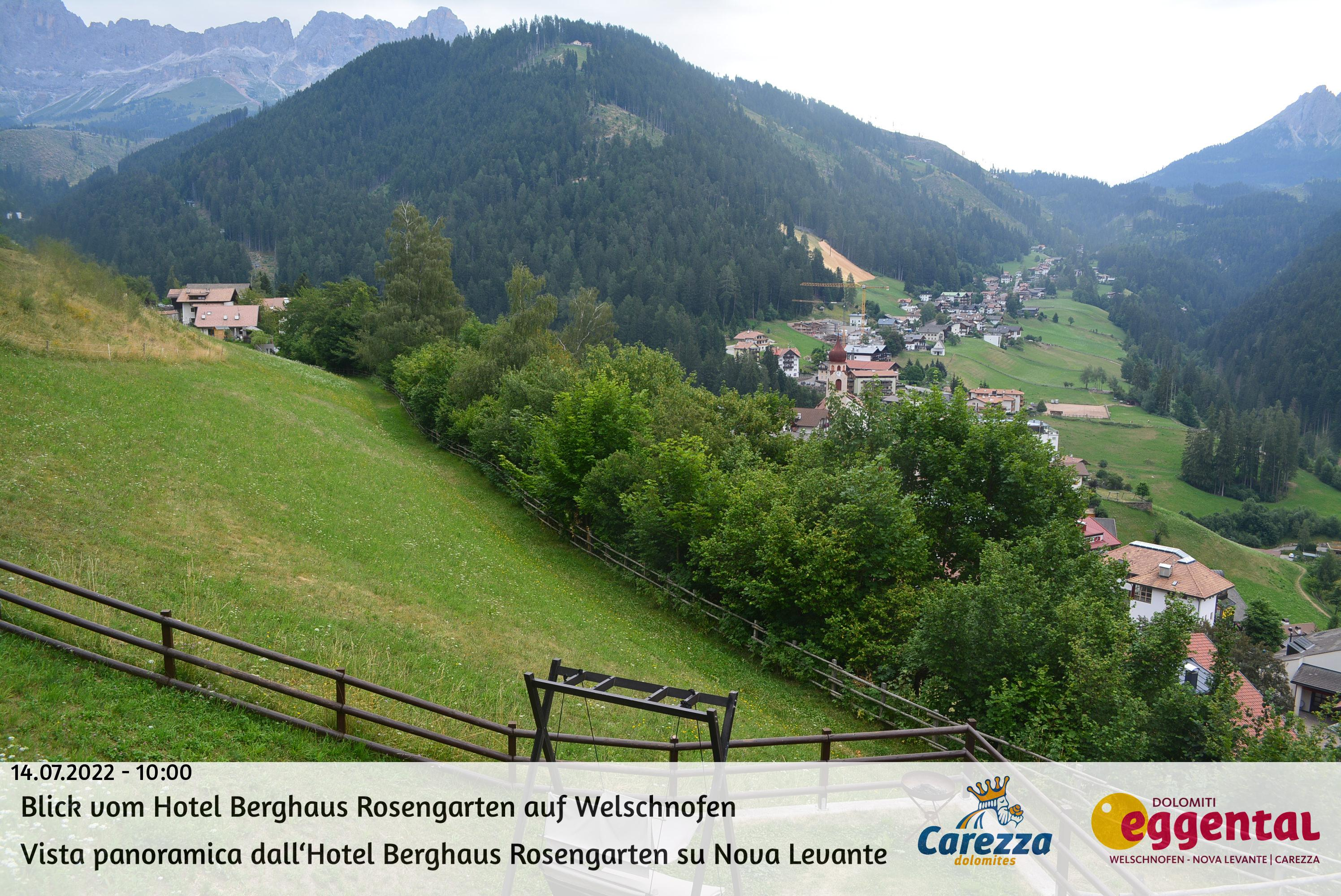 Webcam Berghaus Rosengarten