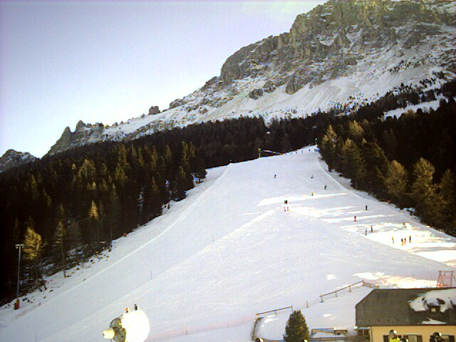 Obereggen, ski center Latemar (Bz)