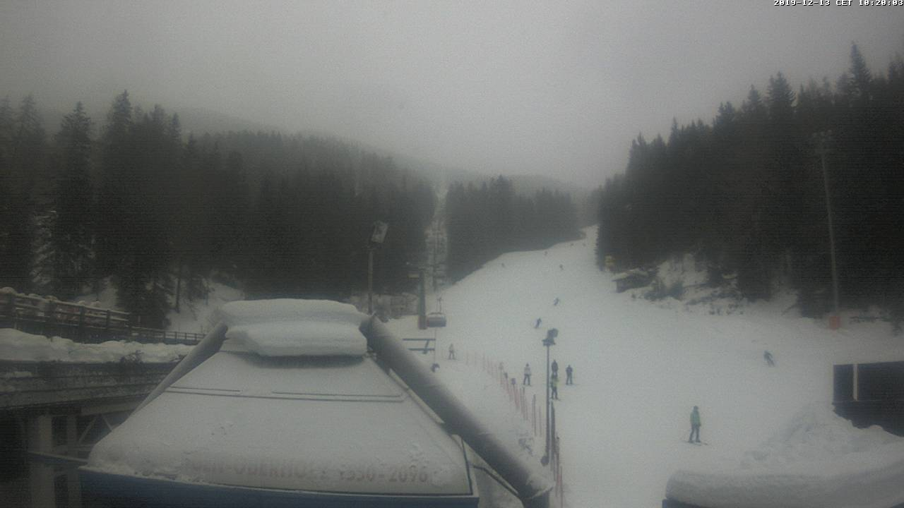 Webcam Neve Val di Fiemme